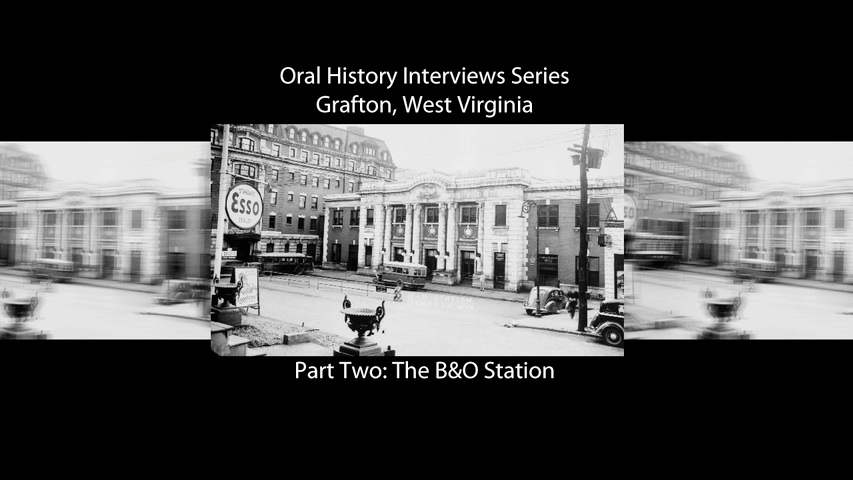 B & O Oral History Interviews